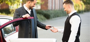 Valet Parking Service Ensures Security for Your Vehicle