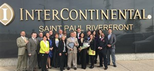 Hotel Valet Service for Four Diamond InterContinental Saint Paul Riverfront