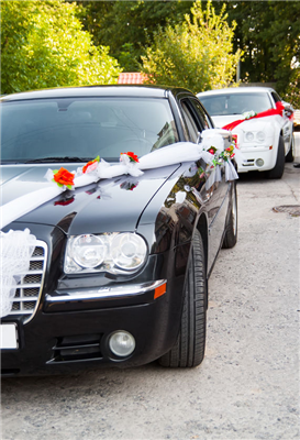 Wedding Season is Here: Reserve Valet Parking Service