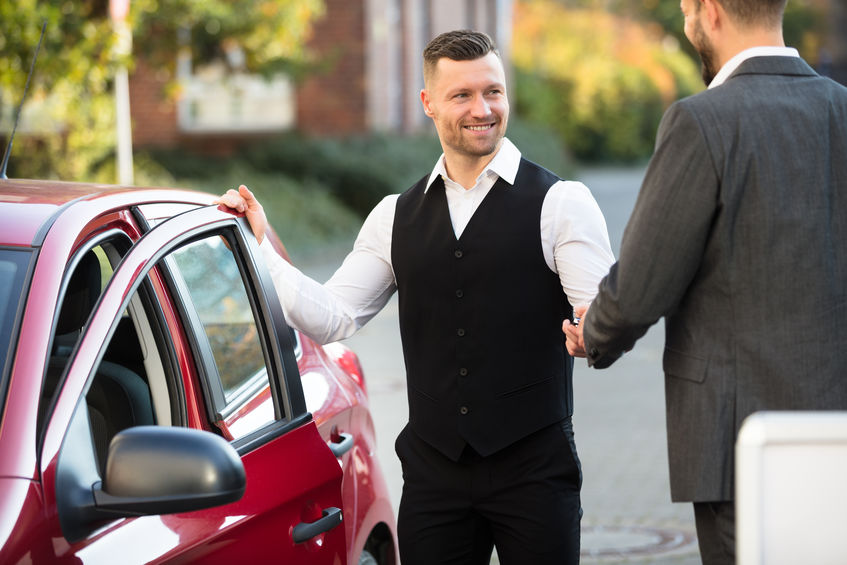 What You Should Expect From Your Valet Company