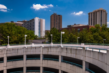 Navigating Minneapolis Parking Ramps