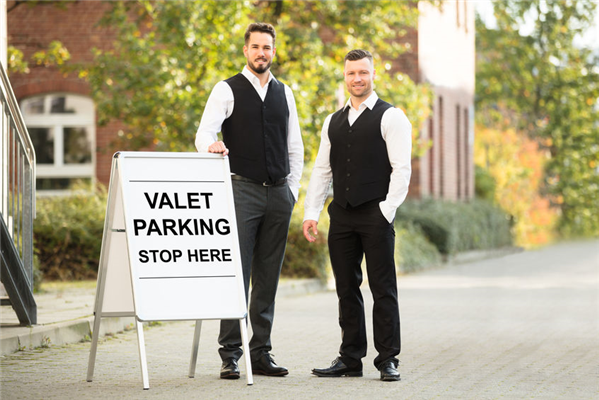 Hosting a Charity Event? Hire a Valet Parking Service